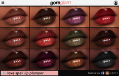 GOREGLAM 'Love Spell' AD.png