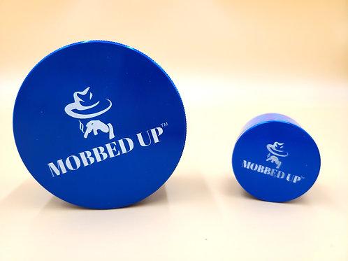 BLUE- WHITE MOBBED UP GRINDER