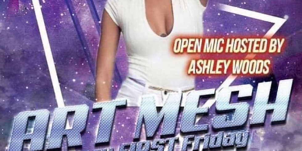 Art Mesh Every First Friday