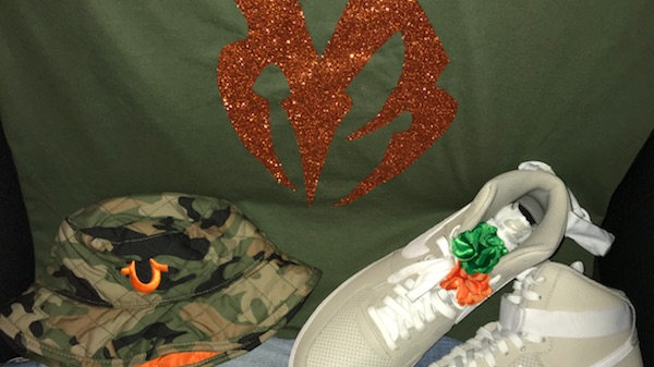 """""""Rock"""" T-Shirt (shoes not included)"""