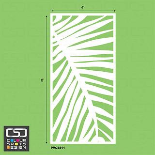 decorative panel PVC 4811