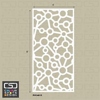 decorative panel PVC 4815