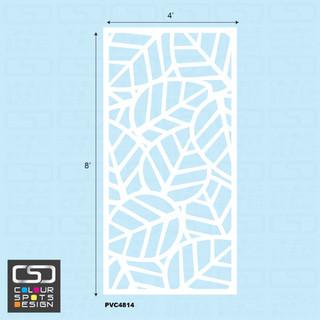decorative panel PVC 4814