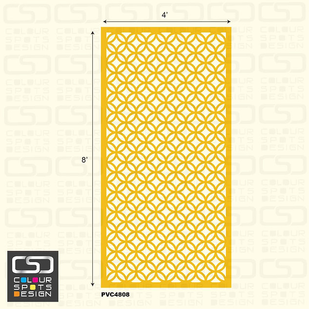 decorative panel PVC 4808