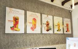 acrylic photo frame poster 2