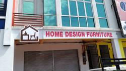PVC foam outdoor sign