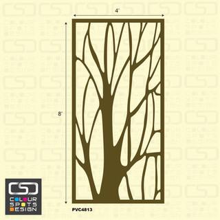decorative panel PVC 4813
