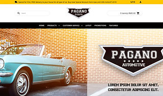 website design sample 3