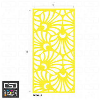 decorative panel PVC 4812