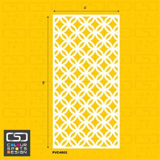decorative panel PVC 4802