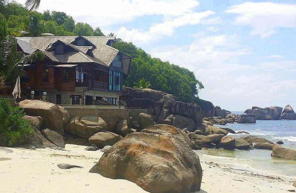 Villa Chez Batista Mahé