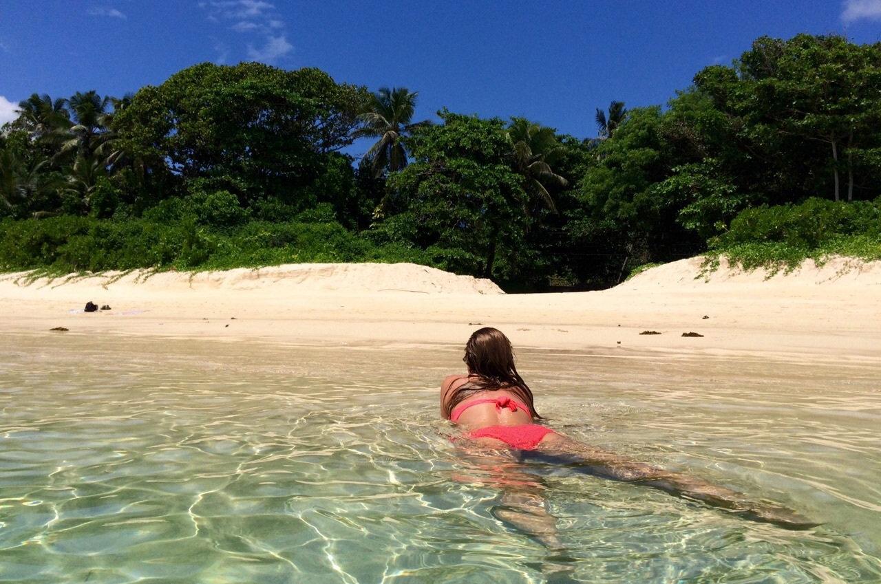 Grand Bay Mahé