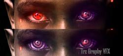 Ojos Naruto Real Life