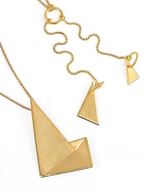 mod jewellery joalharia contemporânea colar prata vangloria