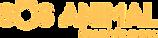 Logo SOS Animal e Claim Laranja.png