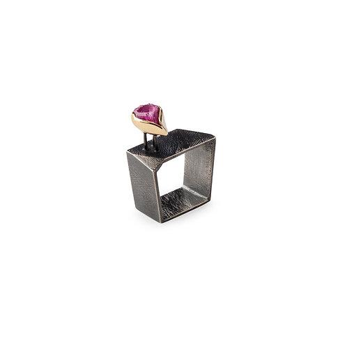 anel prata ouro bruno da rocha joalharia portuguesa