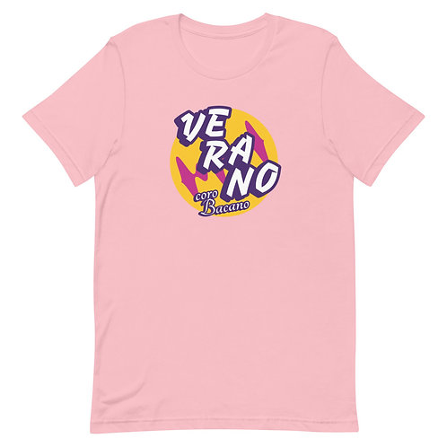 Verano Short-Sleeve Unisex T-Shirt