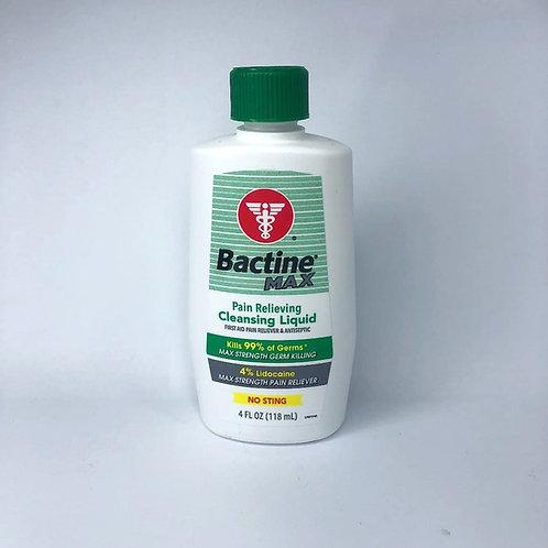 Bactine Max