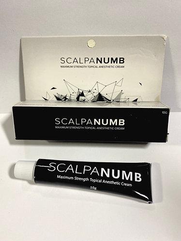 SCALPANUMB