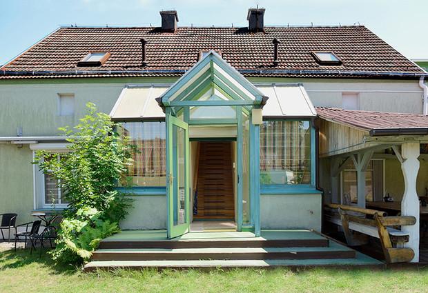 Dom murowany - Gościnny