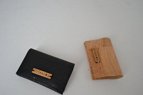 Vegan Cork Leather Cardholder