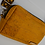 Thumbnail: Yellow cork crossbody bag with integrated coin, card and notes compartment
