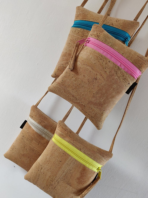 Gelato Cork Cross Body bag