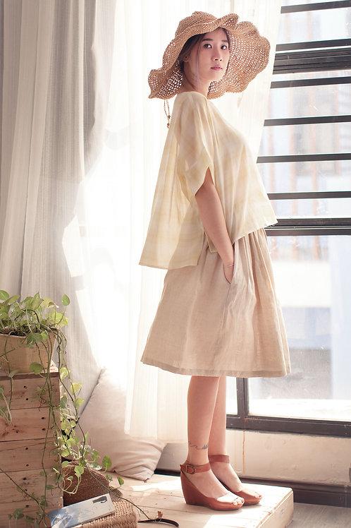 Breezy collection - Vneck cotton top