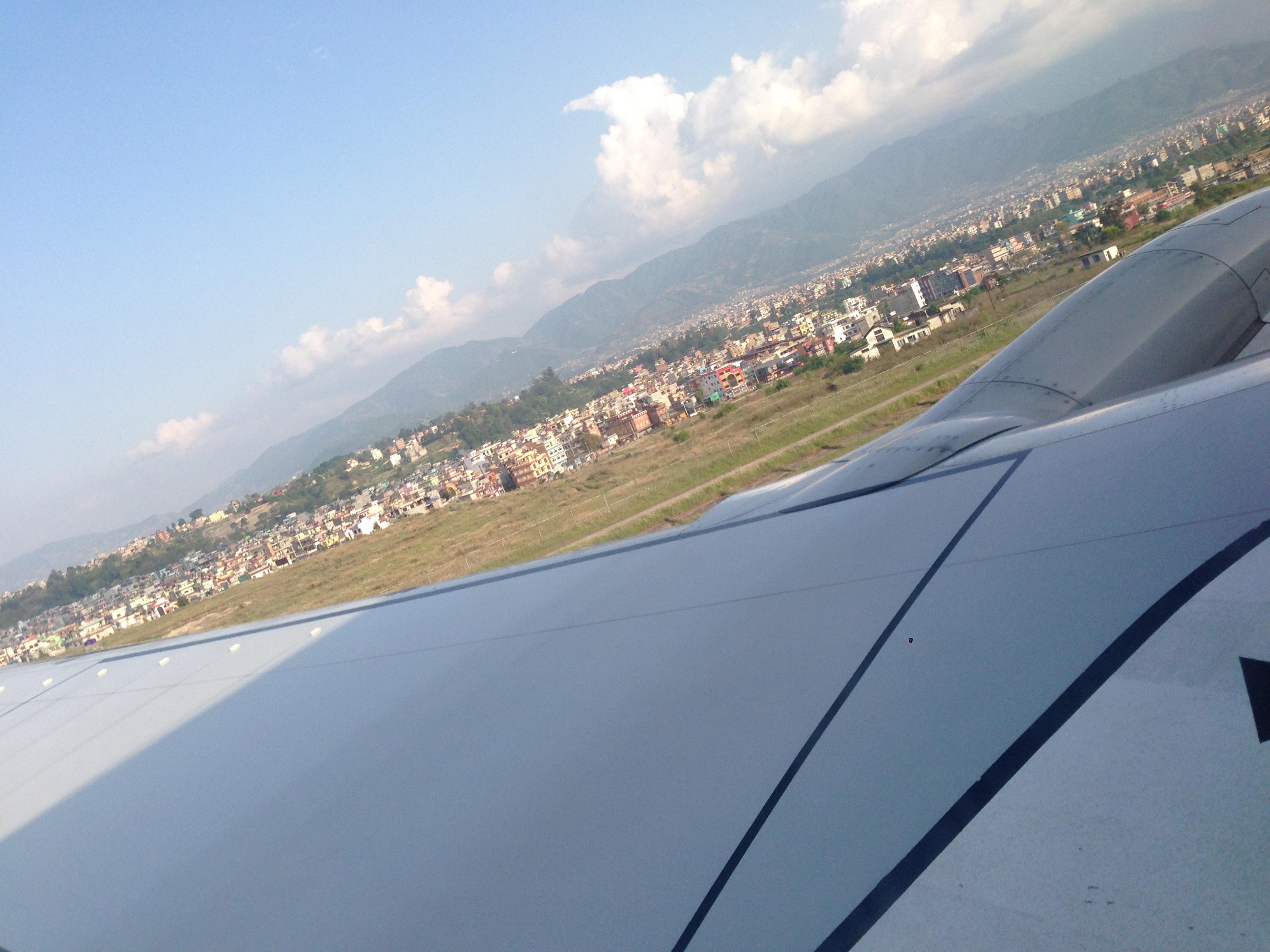 22-kathmandu nhìn từ máy bay - 1