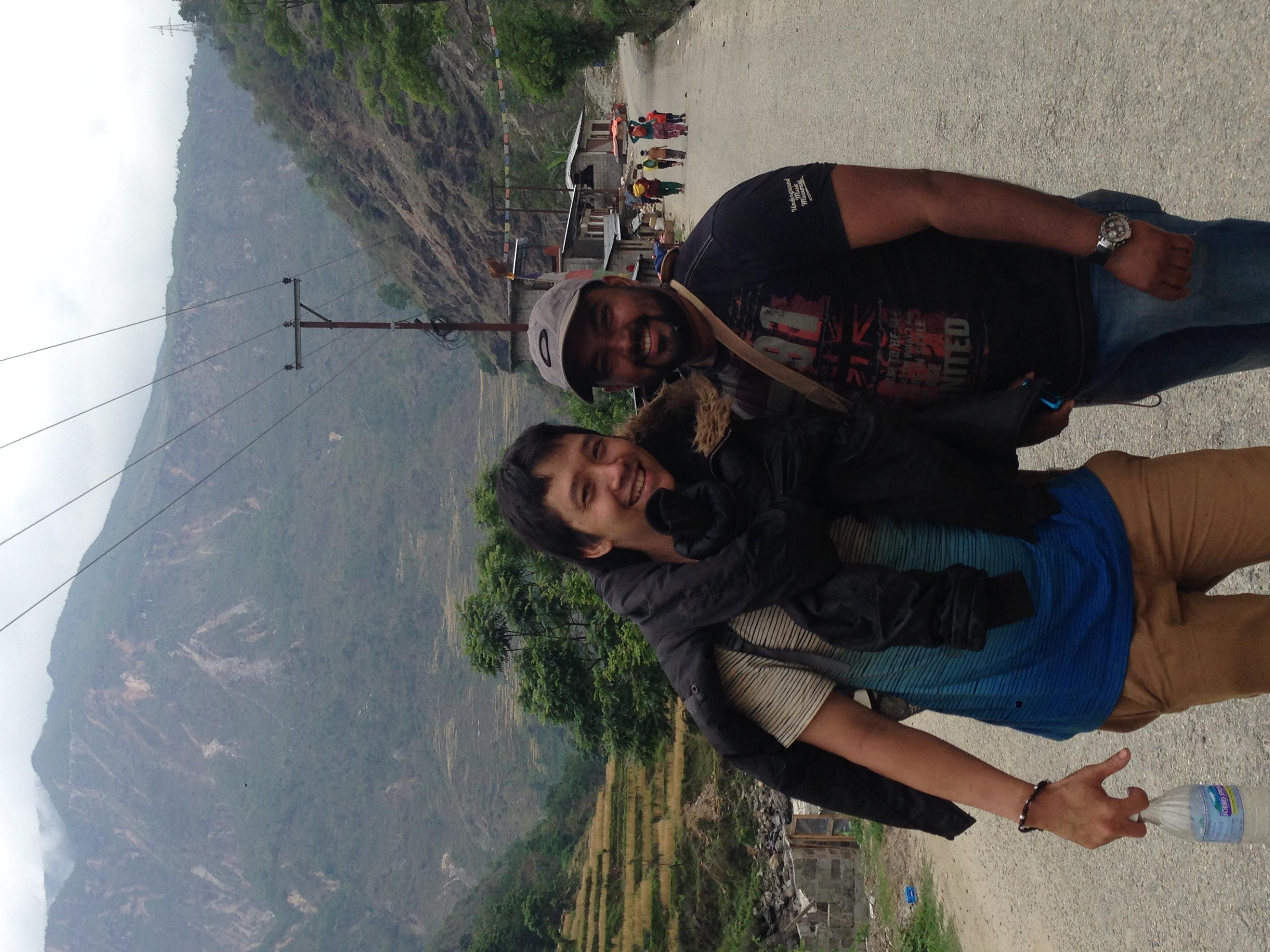 13-cùng hai người bạn đường người bạn đường nguời Ấn