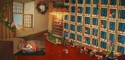 Elves dorm