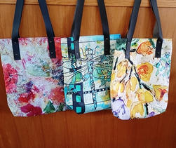 Variety of Tote Bags