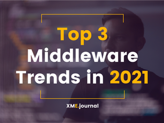 Top 3 Middleware Solutions Popular in 2021