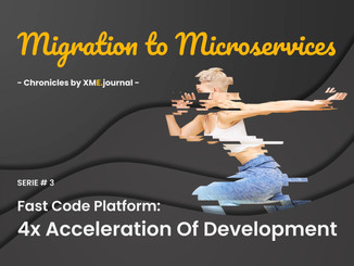 How to Solve Migration Issues 4x Faster with Fast Code Platform: (Technical & Business Perspective)