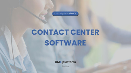 Made with XME: How to Update Contact Center Software