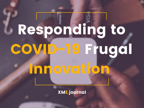 HoReCa & Retail Innovations Responding to COVID-19 Frugal Innovation