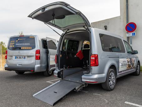 Transports Mobilité Réduite