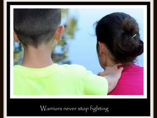 Warriors Never Stop Fighting