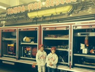 Tampa Fire Department Tour