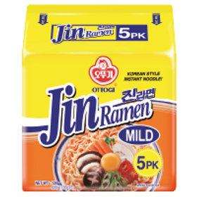 JIN RAMEN MULTIPACK- MILD (E) (8 PACKS/CASE)