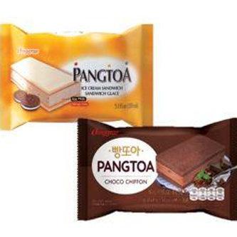 PANGTOA ICE CREAM SANDWICH  (20PCS/CASE, NOT ASSORTED)
