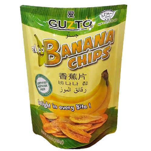 GUZTO BANANA CHIPS