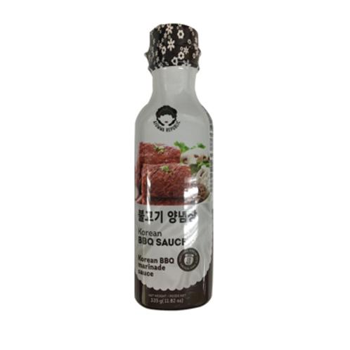 KOREAN BBQ MARINADE SAUCE 335G