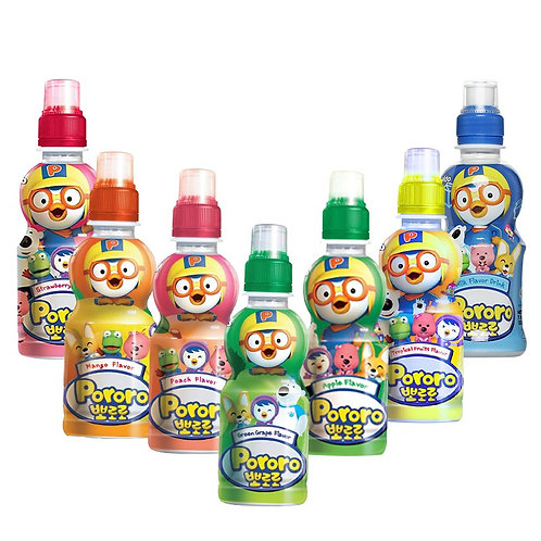 PORORO DRINK (24 PCS/CASE, NOT ASSORTED)