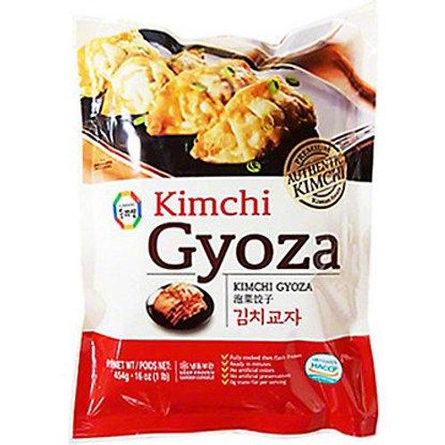 KIMCHI GYOZA DUMPLING 454G