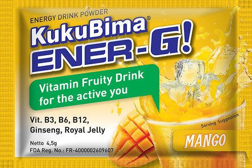 KUKUBIMA DEPAN MANGGO PH 4.5G (60 INNERS/CASE)