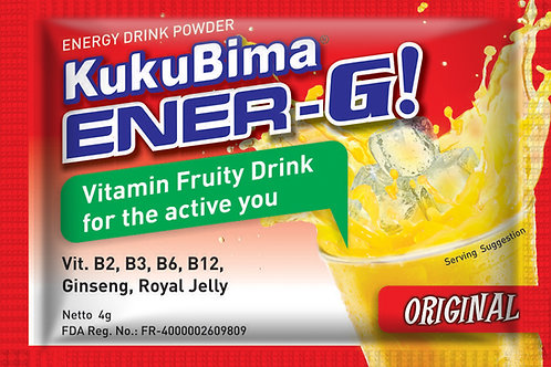 KUKUBIMA DEPAN ORIGINAL PH 4.5G (60 INNERS/CASE)