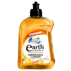 EARTH CHOICE LEMONGRASS DISH CONCENTRATE 500ML (PER PIECE)