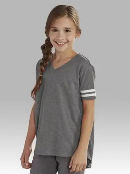 Sporty Slub tee in youth & juniors