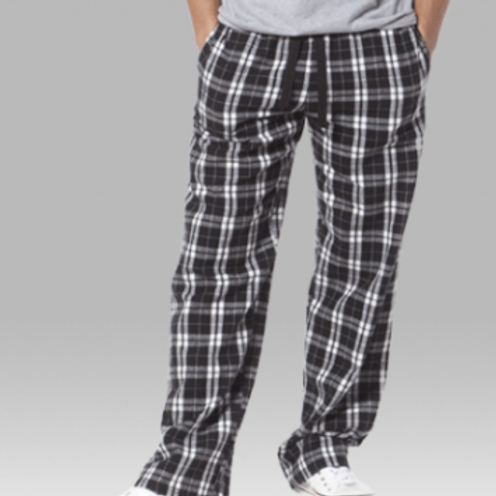 Adult and Youth Flannel PANT